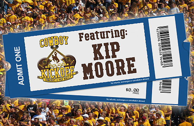2016 Cowboy Kickoff Ticket