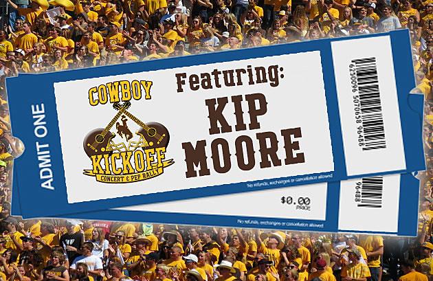 2016 Cowboy Kickoff Ticket